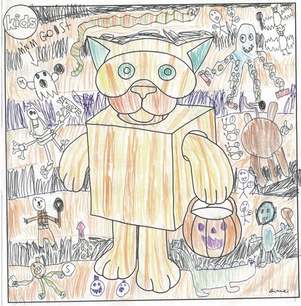"""""""Halloween Hullabaloo"""""""