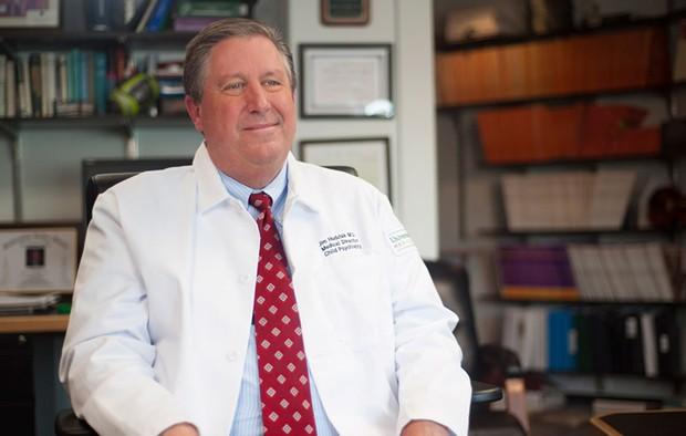 Dr. Jim Hudziak - COURTESY