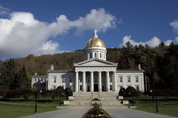 Vermont Statehouse - DREAMSTIME