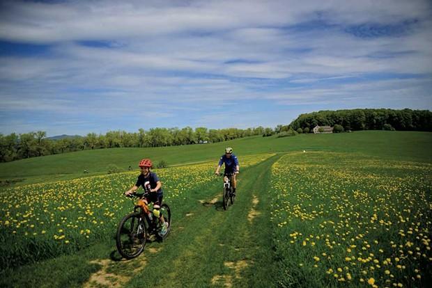 Kingdom Trails - JEB WALLACE-BRODEUR
