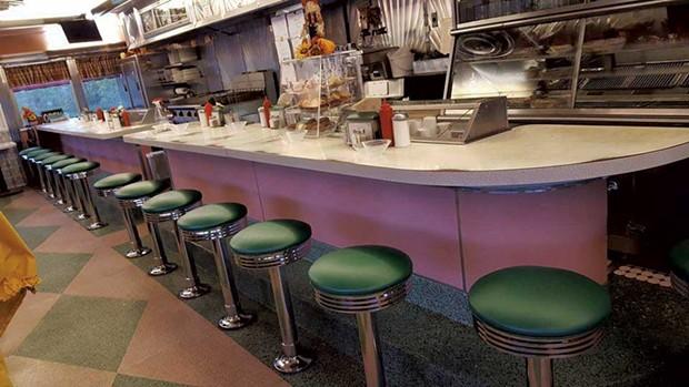 Martha's Diner - COURTESY IMAGE