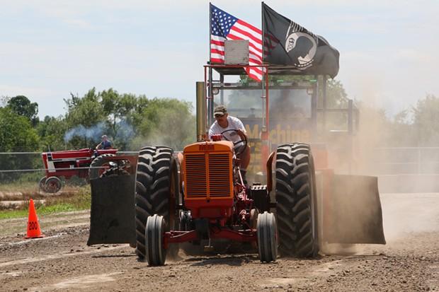 Addison County Fair & Field Days - COURTESY IMAGE