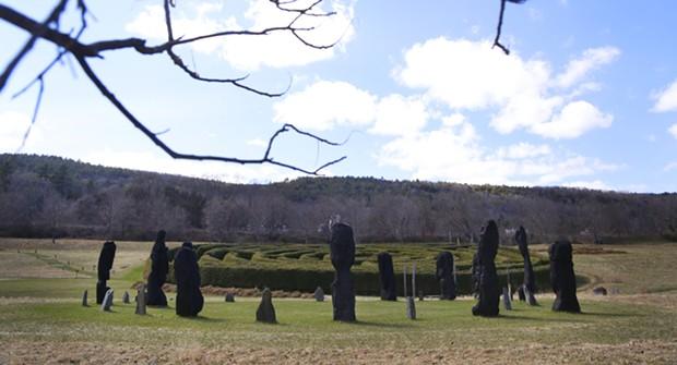 Path of Life Sculpture Garden - SARAH PRIESTAP