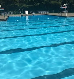 Sand Hill Pool - COURTESY IMAGE