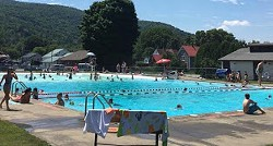 Waterbury Community Pool - COURTESY IMAGE