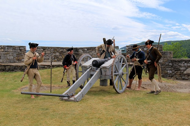 Fort Ticonderoga - COURTESY IMAGE
