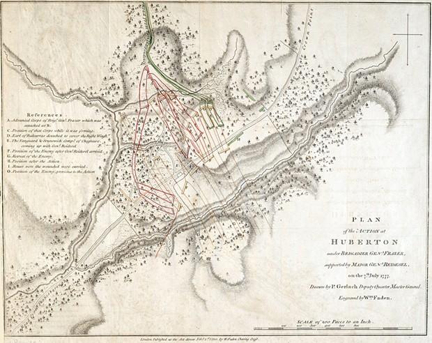 Hubbardton Battlefield - COURTESY IMAGE
