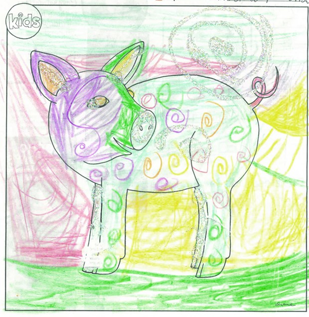 Congratulations to our August Coloring Contest Winners