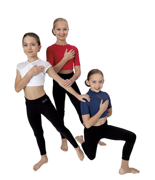 Abby Lewellen, Karissa Lynch and Allison Roy - JAMES BUCK