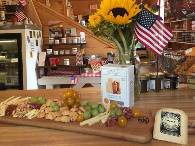 Plymouth Artisan Cheese - COURTESY