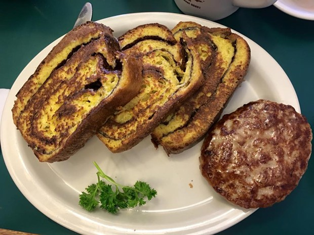 Miss Lyndonville french toast - COURTESY