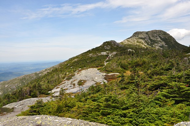Mount Mansfield summit - © CHICCO7 | DREAMSTIME.COM