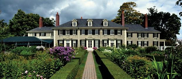 The Hildene, Lincoln Family Home - ©LEI XU | DREAMSTIME.COM