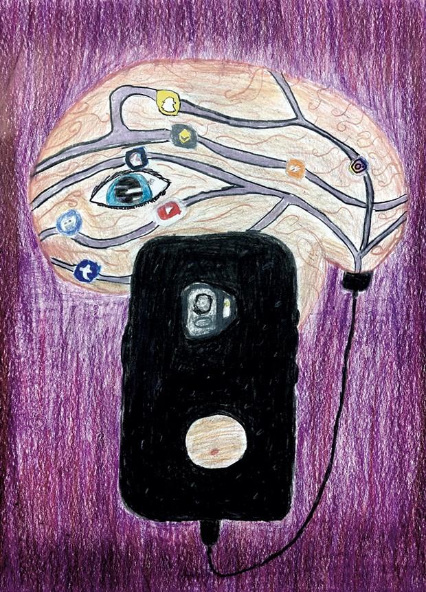 """""""Plugged-In"""" by Logan Erwin"""