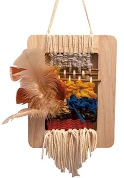 Step 12: Secure and display weaving - BRADIE HANSEN