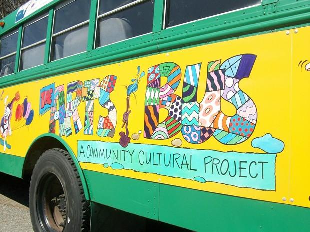 The Arts Bus - COURTESY OF GENNY ALBERT