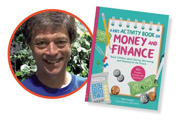 Financial writer Allan Kunigis