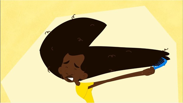 'Wash Day,' an animated short in the NYCIFF Kid Flicks festival - COURTESY OF VTIFF