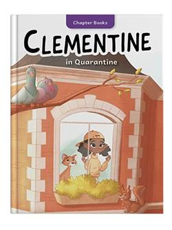 Clementine in Quarantine - COURTESY
