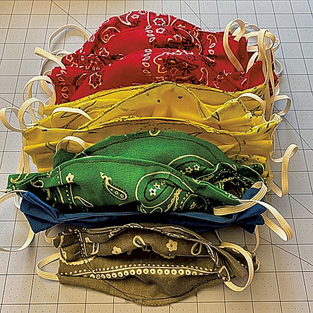 Bandanna masks