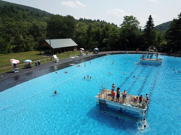Montpelier Pool - COURTESY ROB LEHMERT
