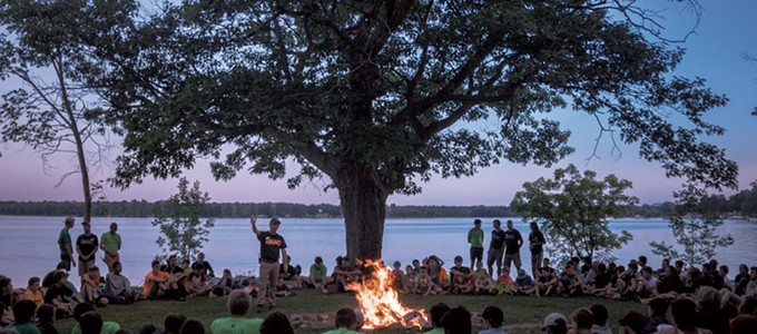 A Sense of Place: Camp Staffers Reflect on the Spots That Make Their Summer Program Special
