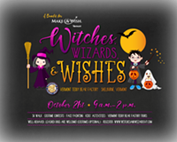 Witches, Wizards & Wishes