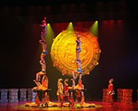 Acrobats & Warriors of Tianjin, China