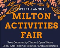 Milton Community Activities Fair