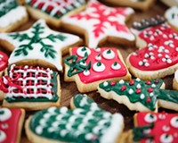 Drop-In Healthy Holiday Snacks