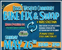 Essex/Westford Community Bike Fix & Swap