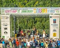 Levitt AMP St. Johnsbury Music Series