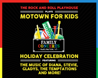 Motown for Kids Holiday Party