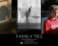 Family Ties — Group Exhibition