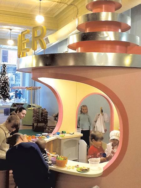 COURTESY OF WONDERFEET KIDS' MUSEUM