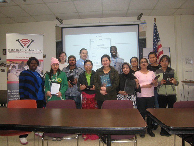 Burmese Parent University participants - KYMELYA SARI