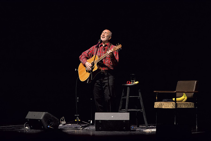 Raffi Cavoukian - COURTESY OF CENTRE FOR CHILD HONOURING