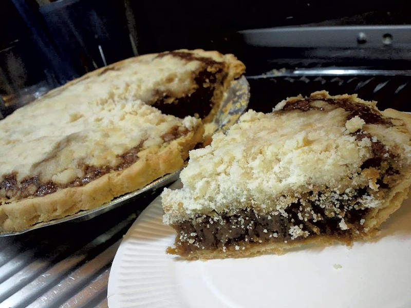 Shoofly Pie - COURTESY OF WIKIPEDIA IMAGES
