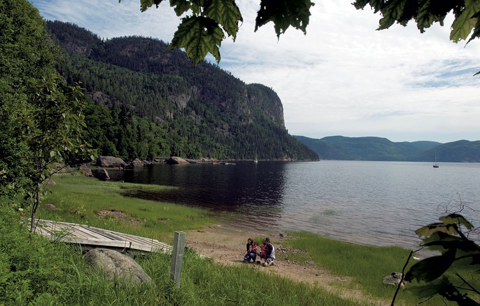 Parc National du Fjord-du-Saguenay - COURTESY PROMOTION SAGUENAY/ALAIN DUMAS