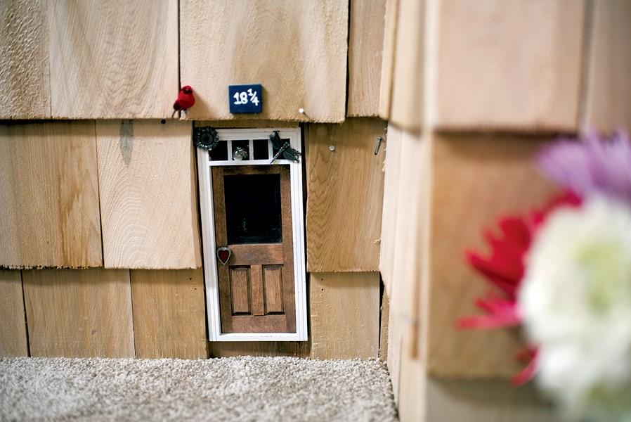 The fairy door - CALEB KENNA