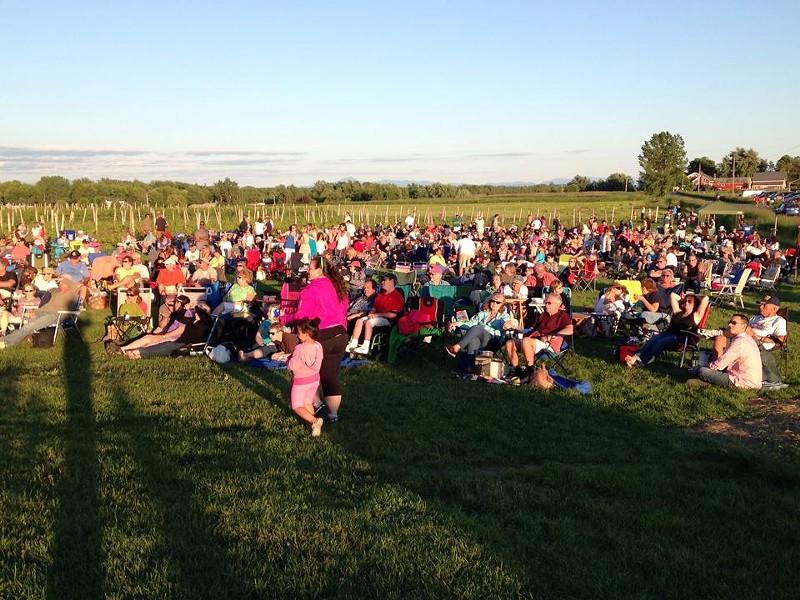 Snow Farm Vineyard Summer Concert Series