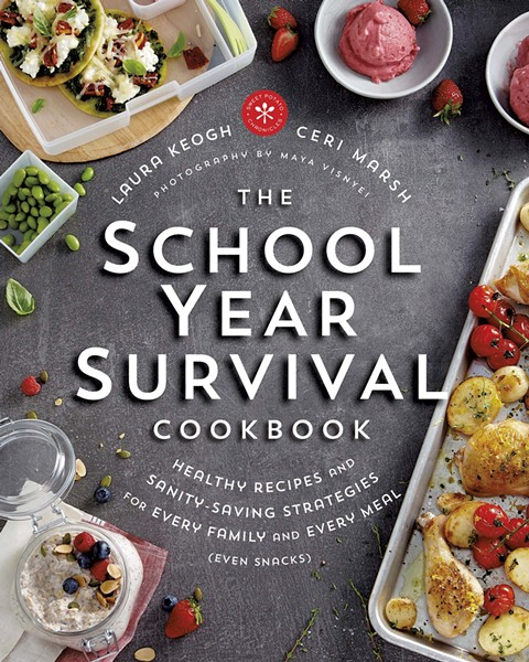 The School Year Survival Cookbook by Laura Keogh and Ceri Marsh