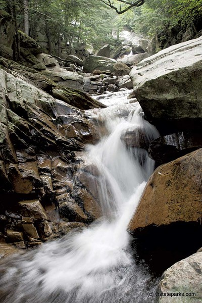 Falls of Lana - VERMONT STATE PARKS