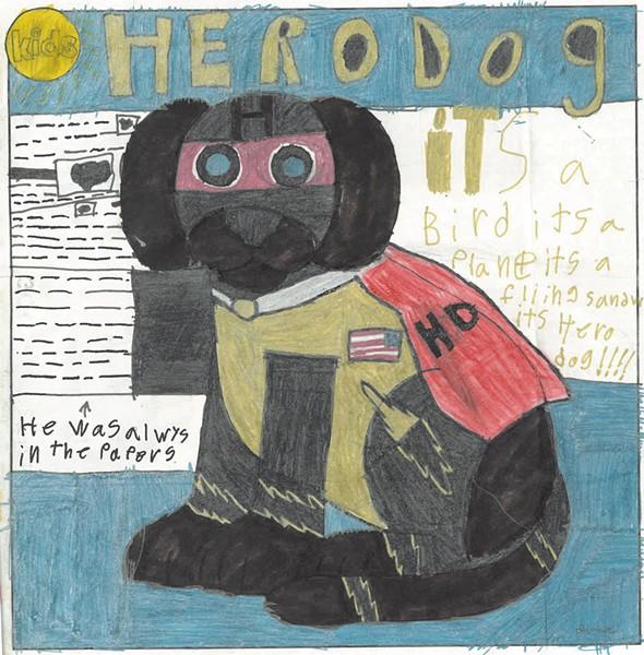 """""""Hero Dog"""""""