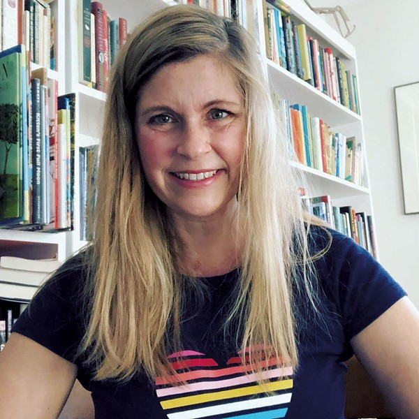 Jo Knowles - COURTESY OF THE AUTHOR