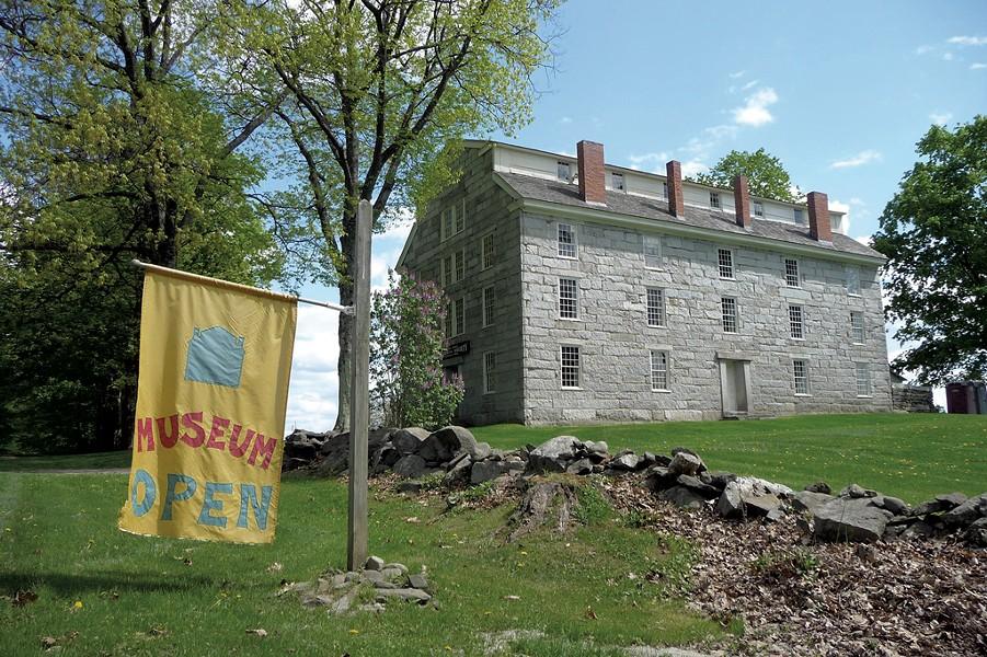 Old Stone House Museum - COURTESY
