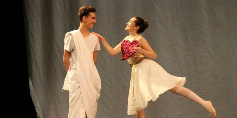 Arabesque Etc Dance