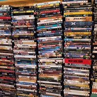 Basement Game Room DVDs Timothy Santimore