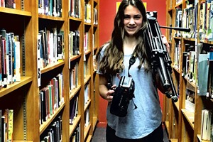 Behind the Camera with Maia Vota