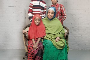 We Are Family: A Burlington Photography Project Showcases Students' Diversity